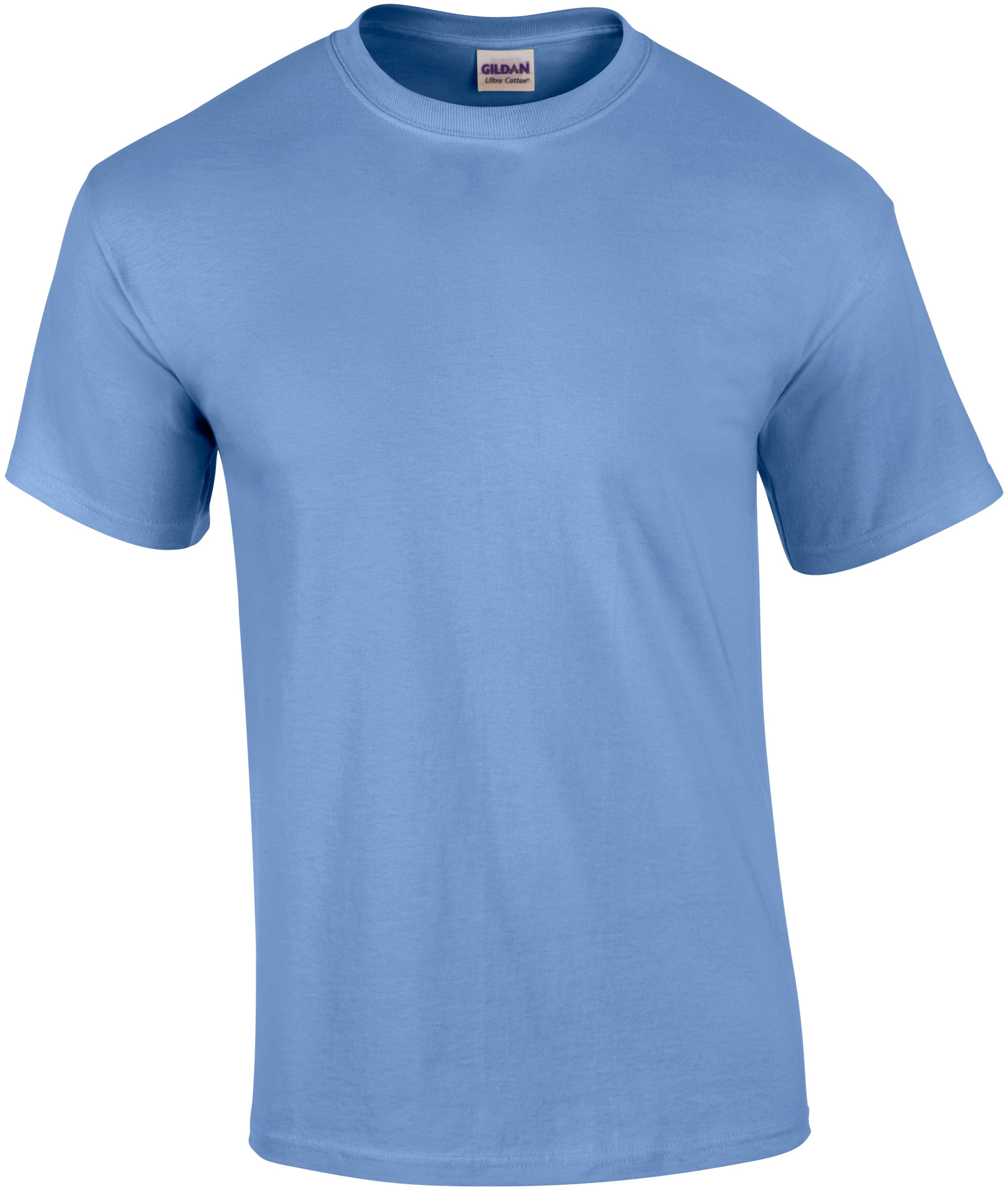 Tričko Gildan Ultra - Světle modrá M